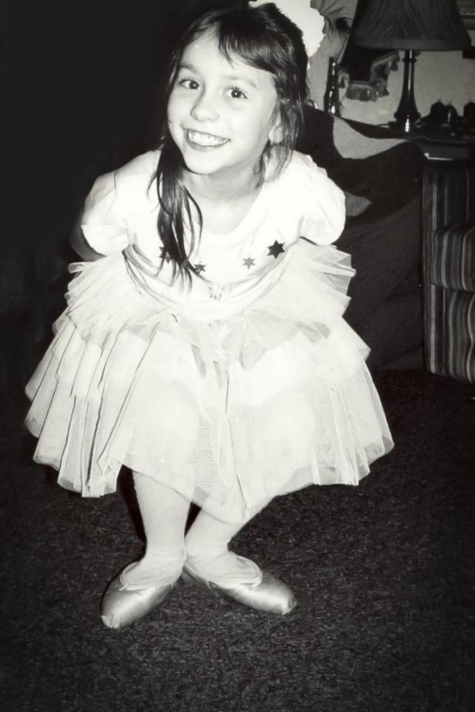Balletisima Jessieyes Jessica Grossmann Kindheit (2 von 2)
